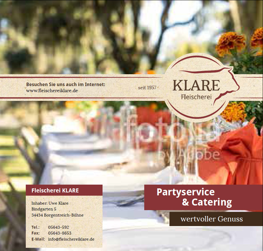 Klare-Partyservice-Catering